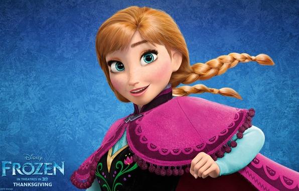 Picture Frozen, Anna, Walt Disney, 2013, Cold Heart, Animation Studios
