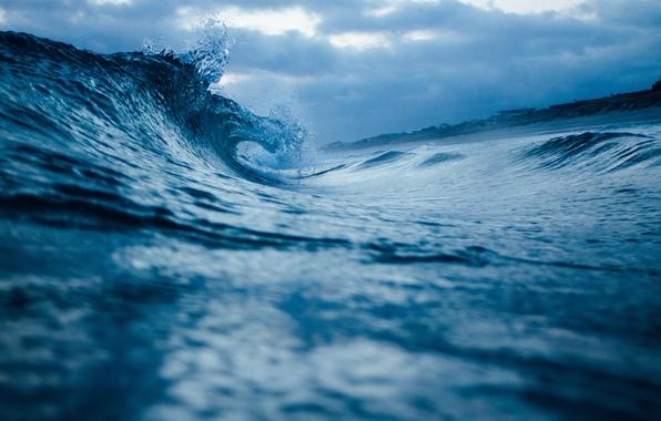 Picture the ocean, wave, New Zealand, photo, Tim Marshall, Tauranga, Mount Maunganui