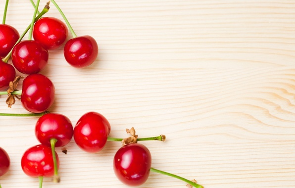Picture cherry, berries, background, Wallpaper, food, wallpaper, widescreen, background, full screen, HD wallpapers, widescreen