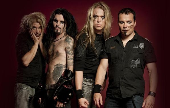 Picture Metal, Perttu, Kivilaakso, Eicca Toppinen, Paavo Lethinen, Mikko Siren, Apocalyptica