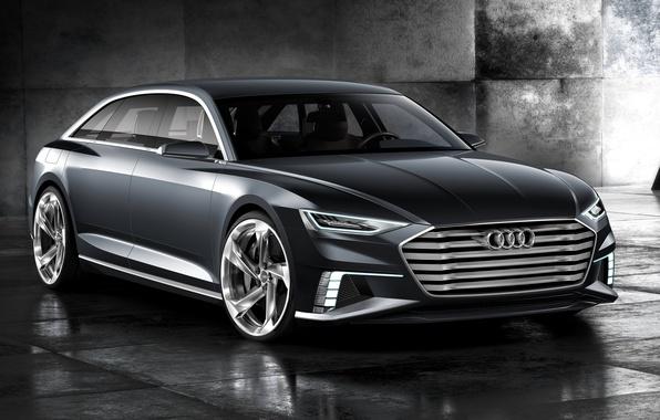 Picture photo, Audi, Grey, Car, Before, 2015, Metallic