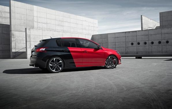 Picture Peugeot, Peugeot, 308, 2015, GTi