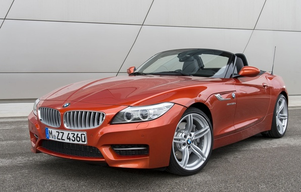 Picture background, Roadster, BMW, BMW, Roadster