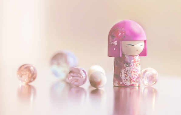 Picture toy, miniature, kimmidoll