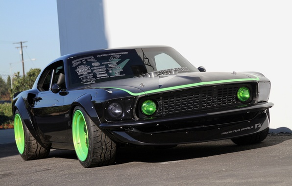 Picture tuning, Ford, mustang