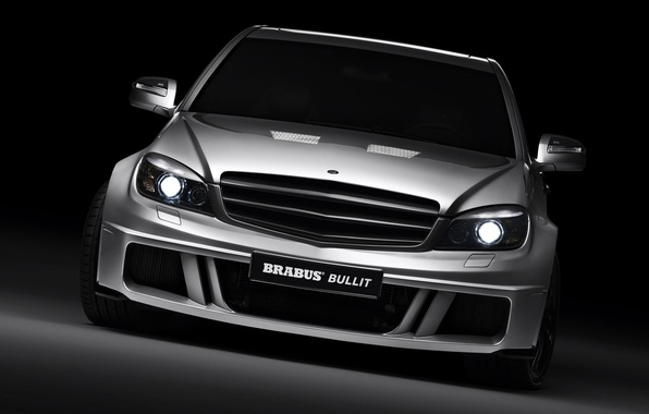 Picture lights, mercedes, Mercedes, brabus, BRABUS, auto walls free pictures, cars with cars