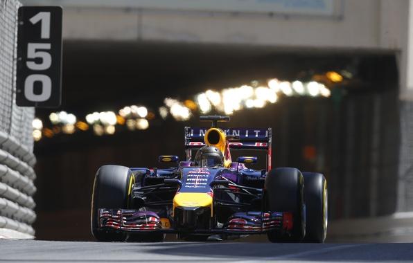 Picture Racer, Tunnel, Monaco, Formula 1, Vettel, Champion, Sebastian