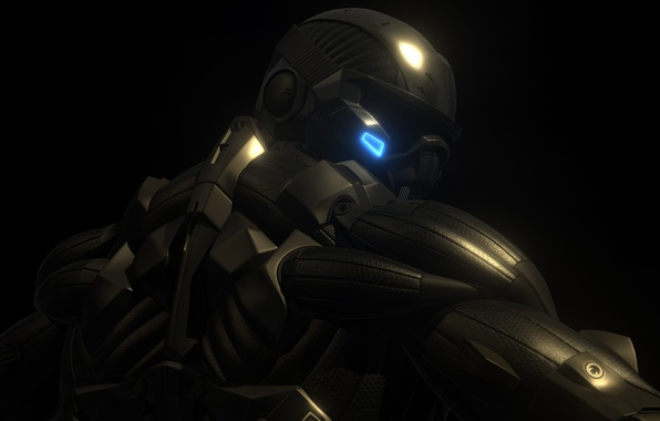 Picture game, costume, games, crysis 2