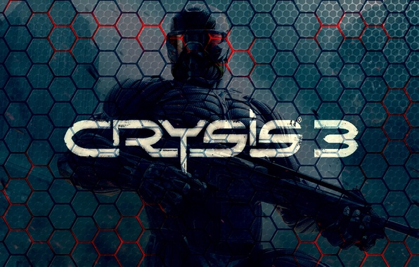 Picture Cell, Soldiers, Weapons, Machine, Texture, Text, Crysis 3