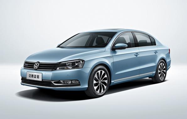 Picture Volkswagen, Volkswagen, Passat, 2013, Passat, CN-spec, BlueMotion
