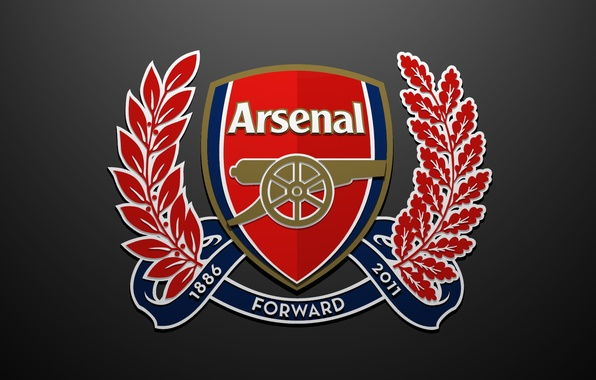 Picture football, club, Logo, Arsenal, Football, Arsenal