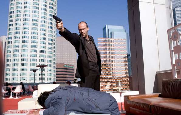 Picture Wallpaper, The film, Wallpapers, Adrenaline, JASON STATHAM