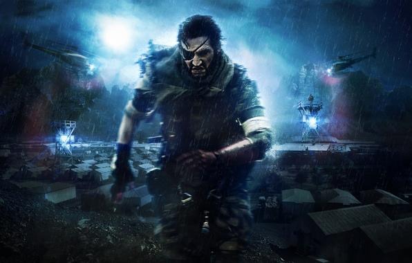 Metal Gear Solid V Wallpaper: Wallpaper Cosplay, Naked Snake, Mgs, Big Boss, Metal Gear