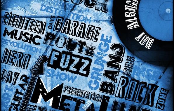 Picture music, labels, record, vintage, vintage, genres