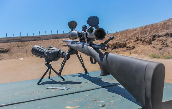 Picture weapons, rifle, sniper, Remington 700