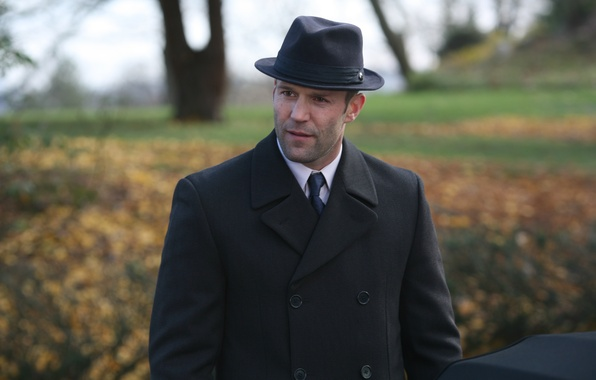 Picture hat, actor, Jason Statham