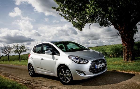 Picture Hyundai, 2015, Hyundai, ix20