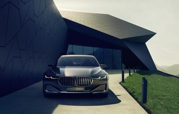 Picture BMW, Vision, Future, 2014, Luxury Concept