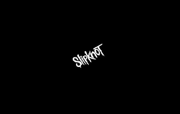 Picture Minimalism, Music, Logo, Logo, Music, Logo, Slipknot, Nu-metal, Nu metal, Slipnot