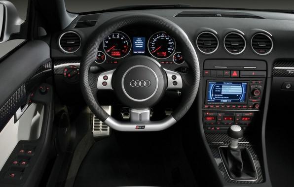Picture Audi, bar, salon, RS 4