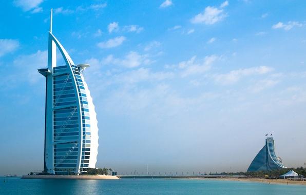 Picture Dubai, Burj al Arab, the hotel, Dubai, UAE, Burj al Arab