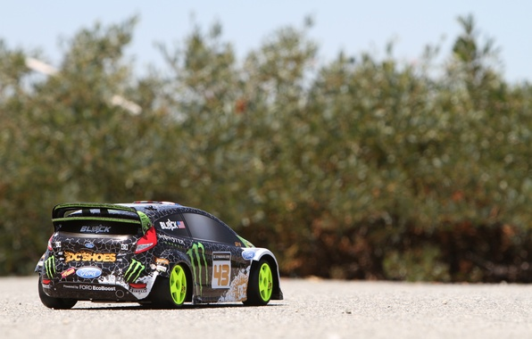 Picture Ford, Model, Drift, Drift, Car, Ken Block, Rally, Fiesta, Ken Block