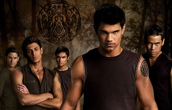 Picture movie, the film, actor, tattoo, male, guy, Twilight, Taylor Lautner, Saga, brunette, Paul, Jared, Chaske …