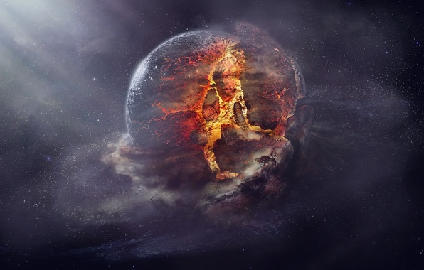 exploding planets wallpapersfor laptops - photo #18