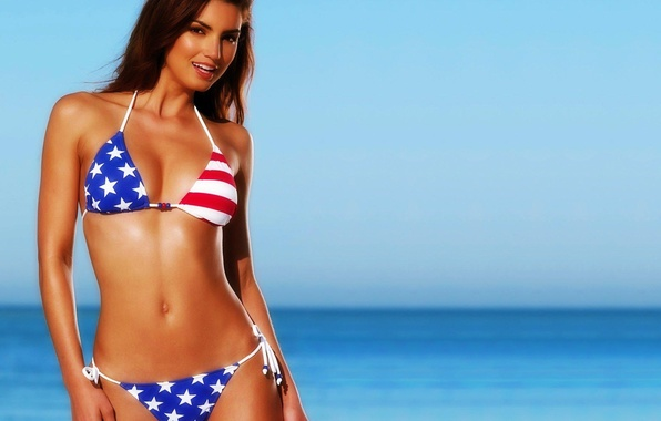 Picture Sea, Swimsuit, USA