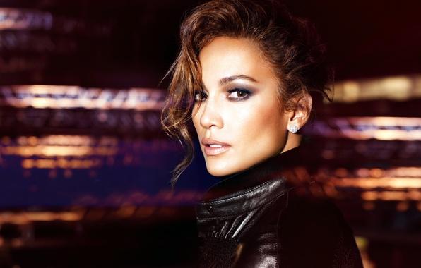Picture look, face, actress, jacket, singer, Jennifer Lopez, Jennifer Lopez, J Lo