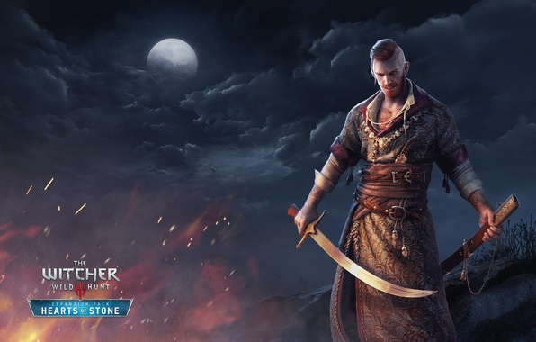 Picture The Witcher, CD Projekt RED, The Witcher 3: Wild Hunt, The Immortal, Olgierd of Everec, …