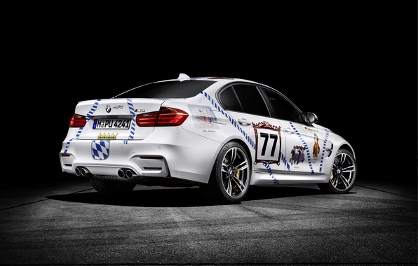 Picture BMW, BMW, 2015, 3-Series, F80