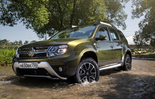 Picture Renault, Reno, Duster, 2015, RU-spec
