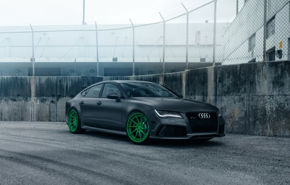 Picture car, audi, RS7