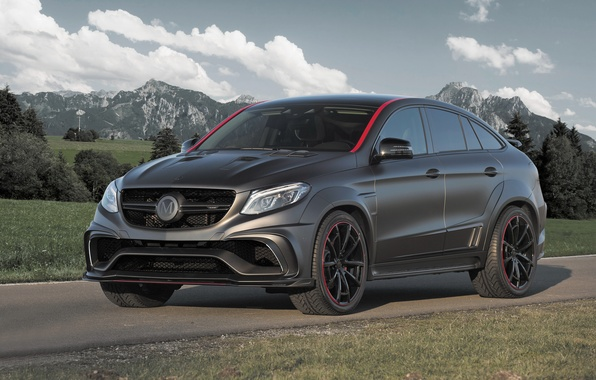 Picture Mercedes-Benz, Mercedes, AMG, Coupe, Mansory, C292, GLE-Class