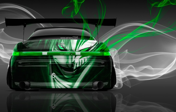 Picture Smoke, Green, Tuning, Style, Wallpaper, Anime, Toyota, Drift, Car, Art, Bleach, Bleach, Anime, Photoshop, Photoshop, …