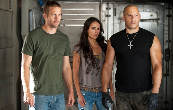 Picture fast five, Jordana Brewster, Paul Walker, fast and furious 5, jordana brewster, paul walker, vin …