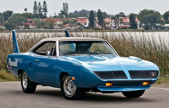 Picture 1970, Plymouth, the front, Muscle car, Superbird, Muscle car, Plymouth, Road Runner, Road Runner, Superbad