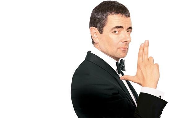 Picture actor, comedian, Rowan Atkinson, Rowan Sebastian Atkinson, agent johnny English
