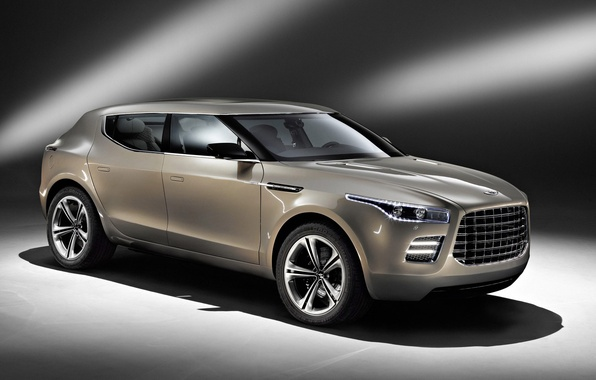 Picture Aston Martin, the concept, Lagonda