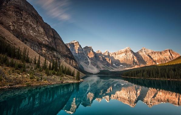 Picture Canada, Moraine Lake, Banff, Alberta