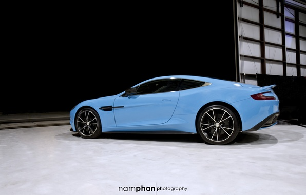 Picture Aston Martin, auto, Photography, Vanquish, Nam Phan