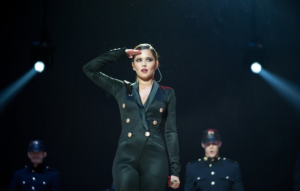 Picture singer, Cheryl Cole, Cheryl Cole, speech