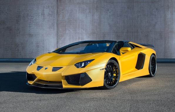 Picture Roadster, Lamborghini, Hamann, Lamborghini, Aventador, aventador, LB834, Hamann, Limited, 2015