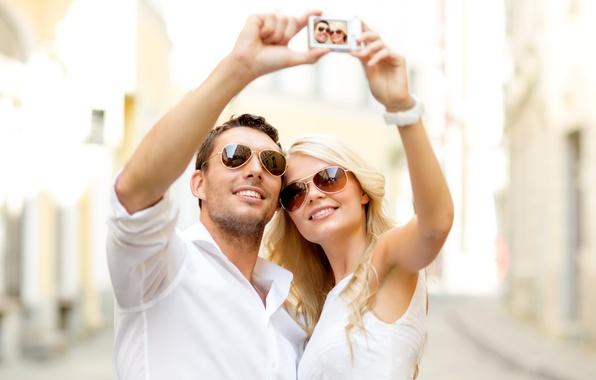 Picture love, joy, happiness, pair, happy, couple, romance