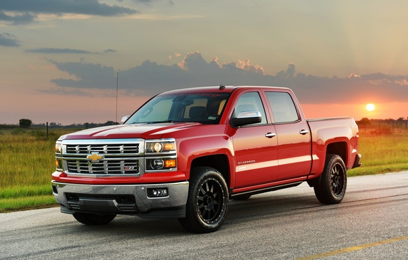 Picture Chevrolet, Chevrolet, Hennessey, Silverado, 2014, HPE550, silverado