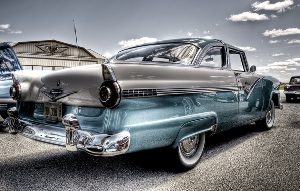 Picture background, Ford, Fairlane
