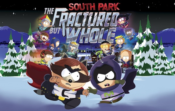 Picture South Park, The Fractured But Whole, South Park The Fractured But Whole