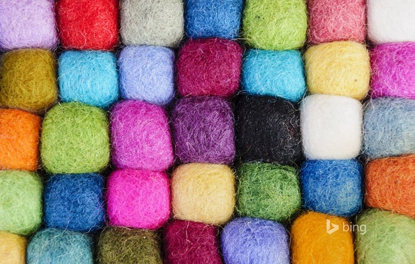 Picture color, wool, thread, Tibet, yarn