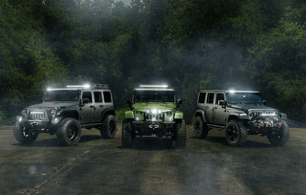 Picture car, jeep, SUV, jeep, wrangler, hq Wallpapers, William Stern